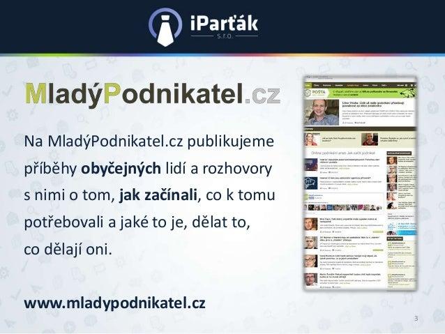 InternetPoradna.cz: Možnosti výdělků na internetu pro zdravotně znevýhodněné Slide 3