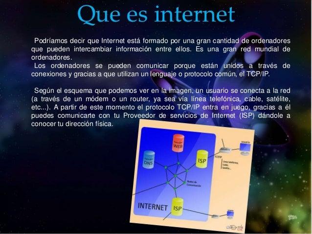 Internet Presentacion Power Point