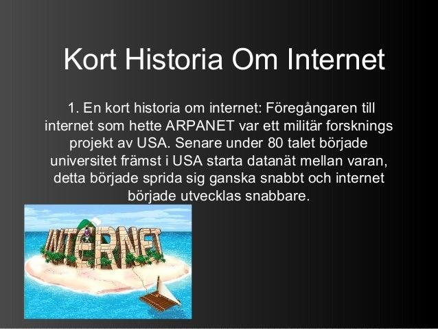 Internet Presentation Te12c