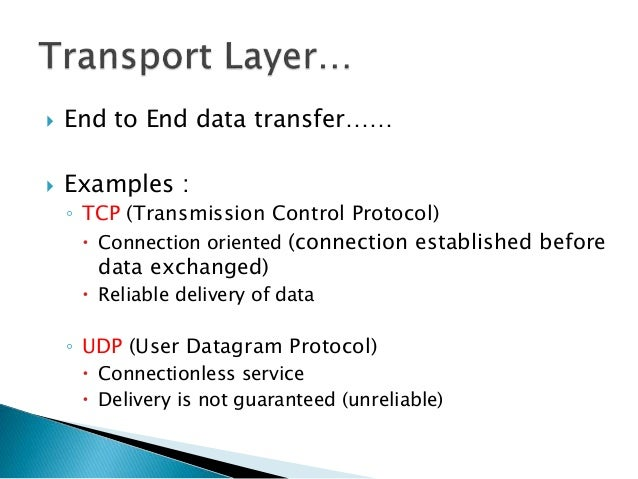  Internet layer protocols define the rules of how to find the routers for a packet to the destination.  It only gives be...