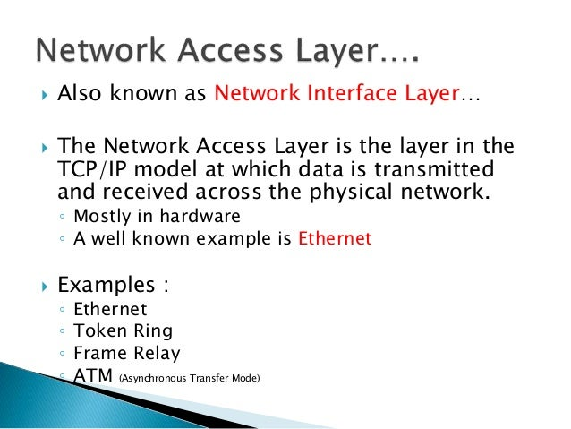  What is an IP address…? ◦ An IP address is a unique global address for a network interface - is a 32 bit long identifier...
