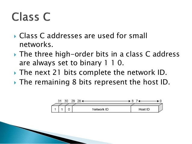  The network ID cannot begin with the number 127. The number 127 in a class A address is reserved for internal loopback f...