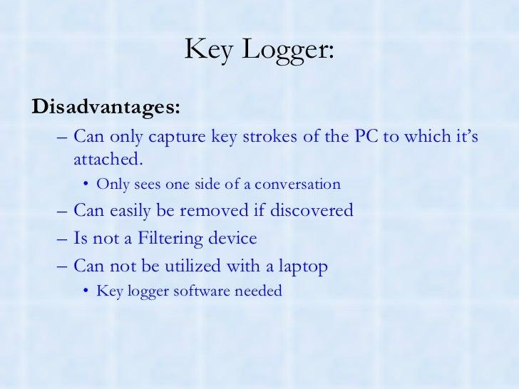 Disadvantages of internet filtering