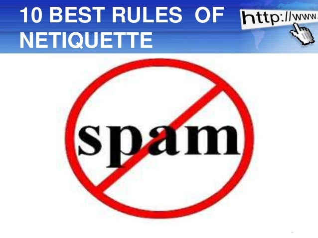 netiquette essay Netiquette is a set of unofficial rules for good behavior and politeness followed by  users of online and digital technologies such as the internet,.