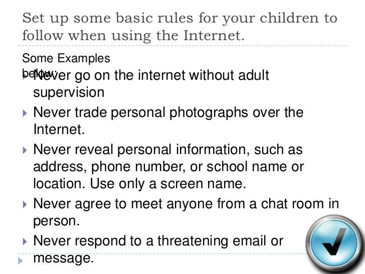 Internet safety for kids  Internet safety...