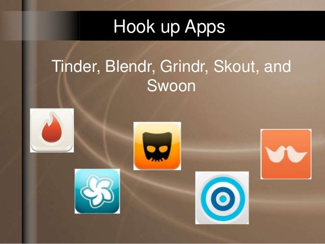 Hook up tinder meaning