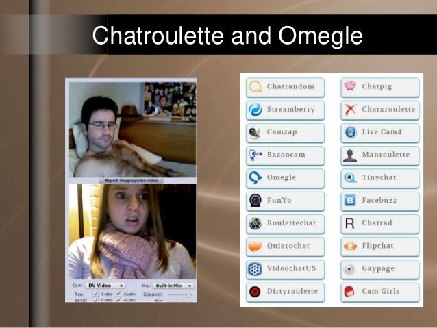 chatroulette girls tinder