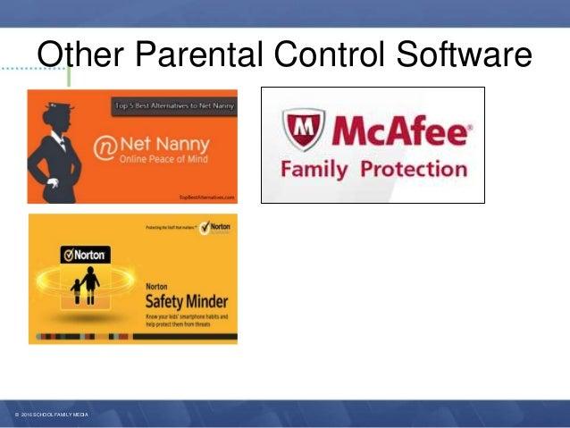 Internet safety software