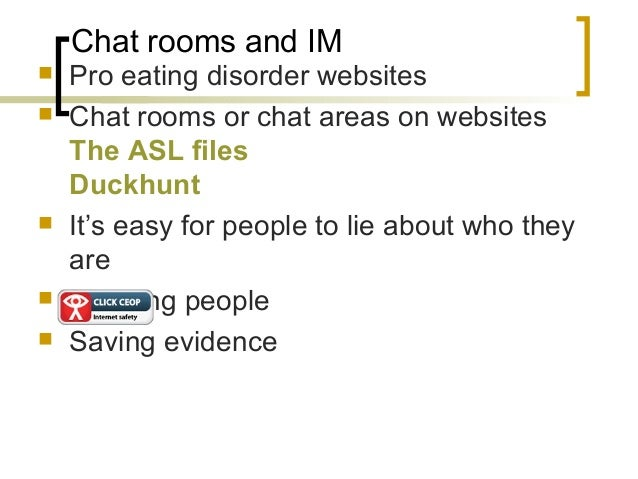 Pro Bulimia Chat Rooms