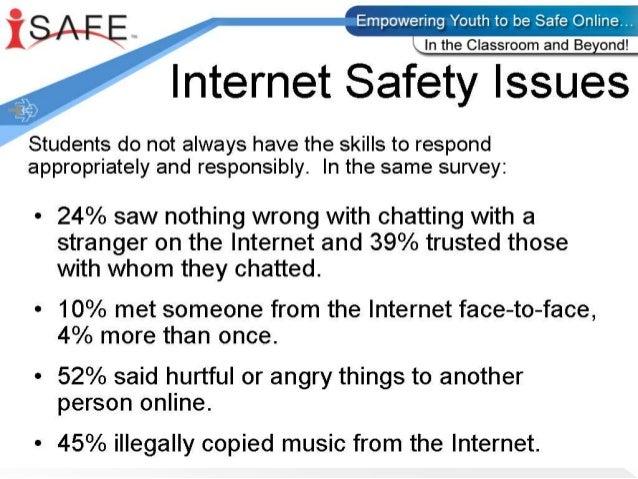 Online hookup safe or not presentation