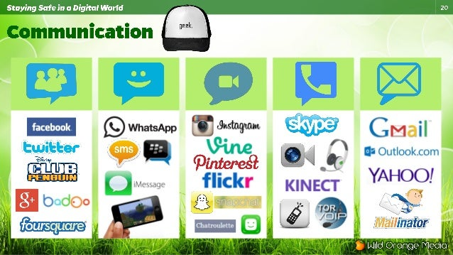 Internet Safety School, Staying Safe in a Digital World for parents and carers