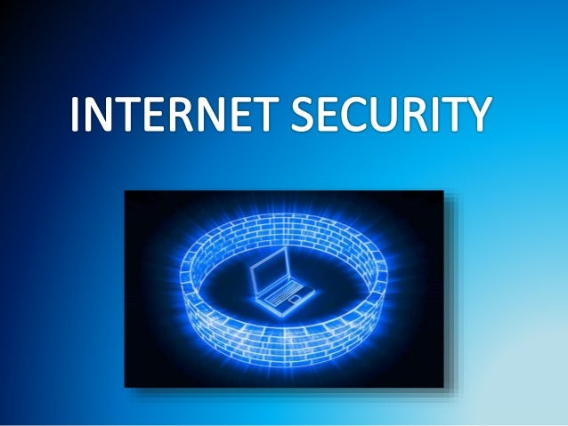 • The internet is forever • Do not post personal information • Smartphone safety • Hacking advices