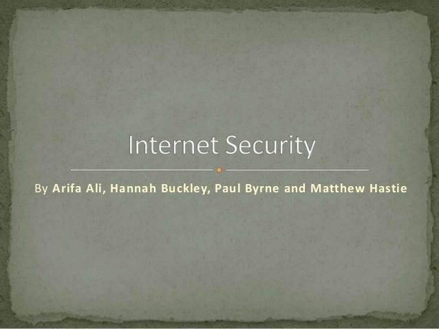By Arifa Ali, Hannah Buckley, Paul Byrne and Matthew Hastie