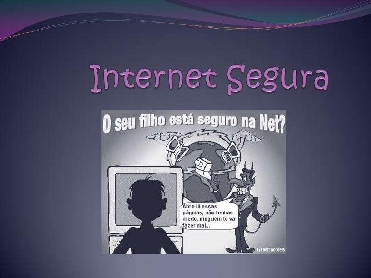 Internet Segura<br />