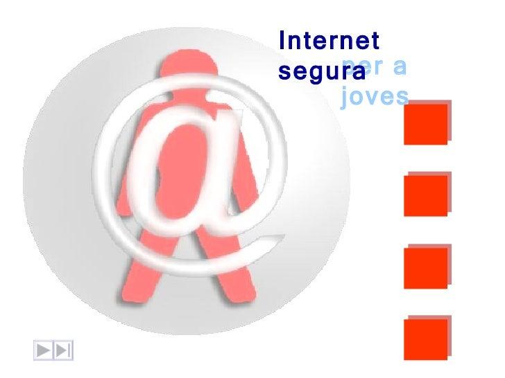 per a joves Internet segura