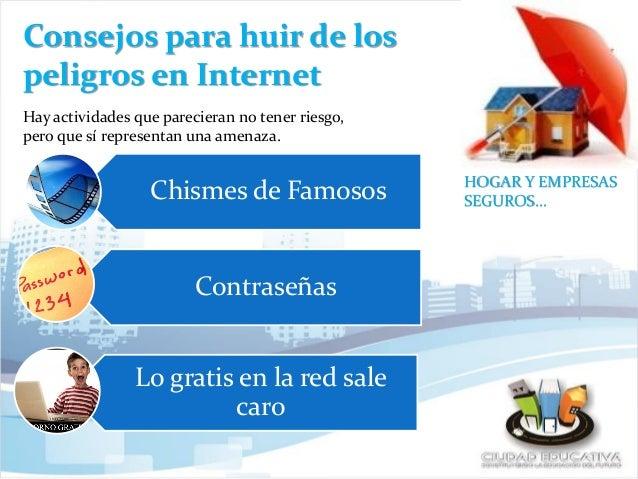 Internet Seguro Slide 3