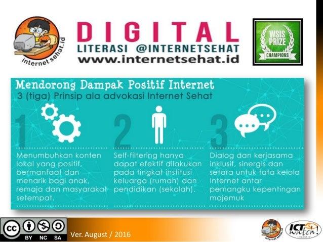 Donny B.U. | ICT Watch Ver. August / 2016