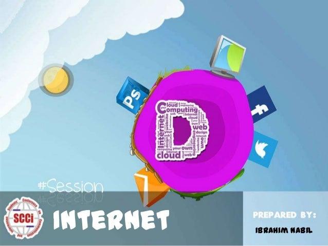 Internet  Ibrahim Nabil