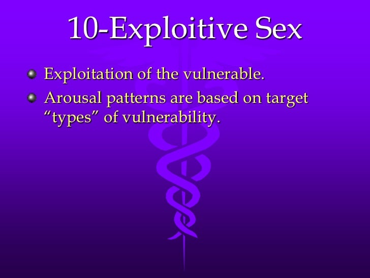 Sex addiction signs in your partner