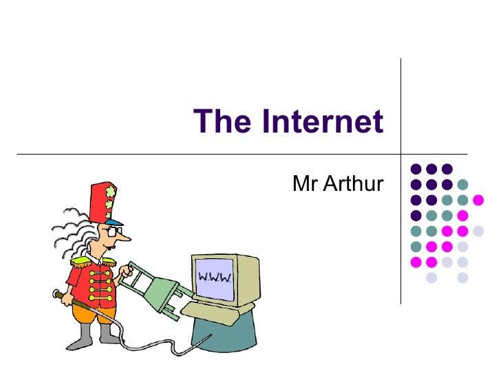 Internet slides