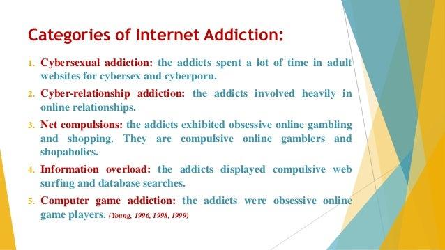 informative speech on internet addiction