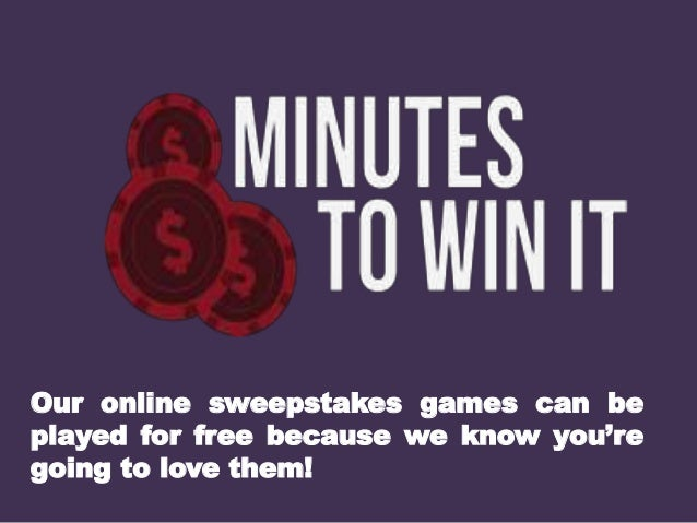 How to win internet sweepstakes cafe