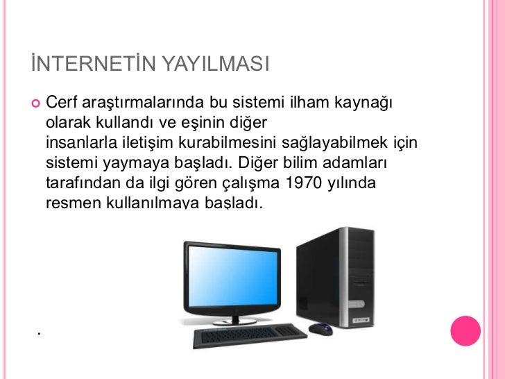 Internet Tarihi Slide 3