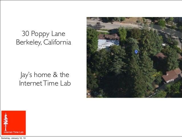 Internet Time Lab VIsion Slide 2