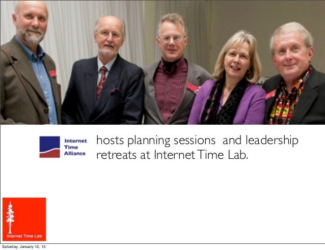Internet Time Lab VIsion Slide 3