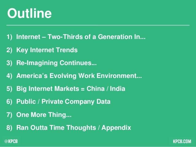 Internet Trends 2015 by Mary Meeker, KPCB Slide 2