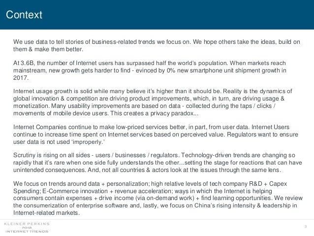 TechCrunch - Mary Meeker 2018 Internet Trends Report Slide 3