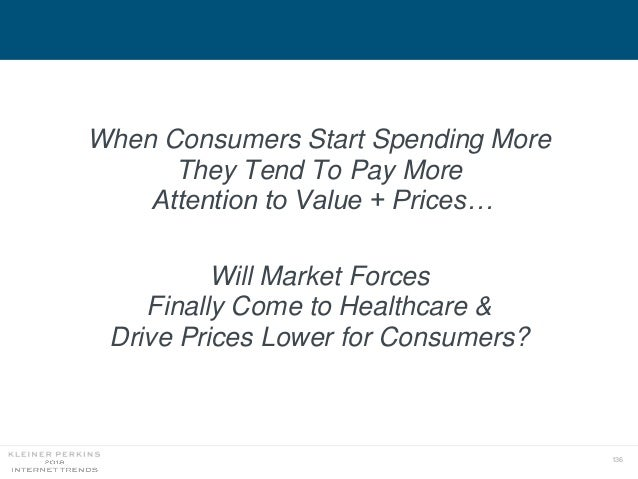 136 When Consumers Start Spending More They Tend To Pay More Attention to Value + Prices… Will Market Forces Finally Come ...