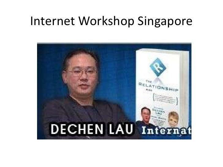 Internet Workshop Singapore