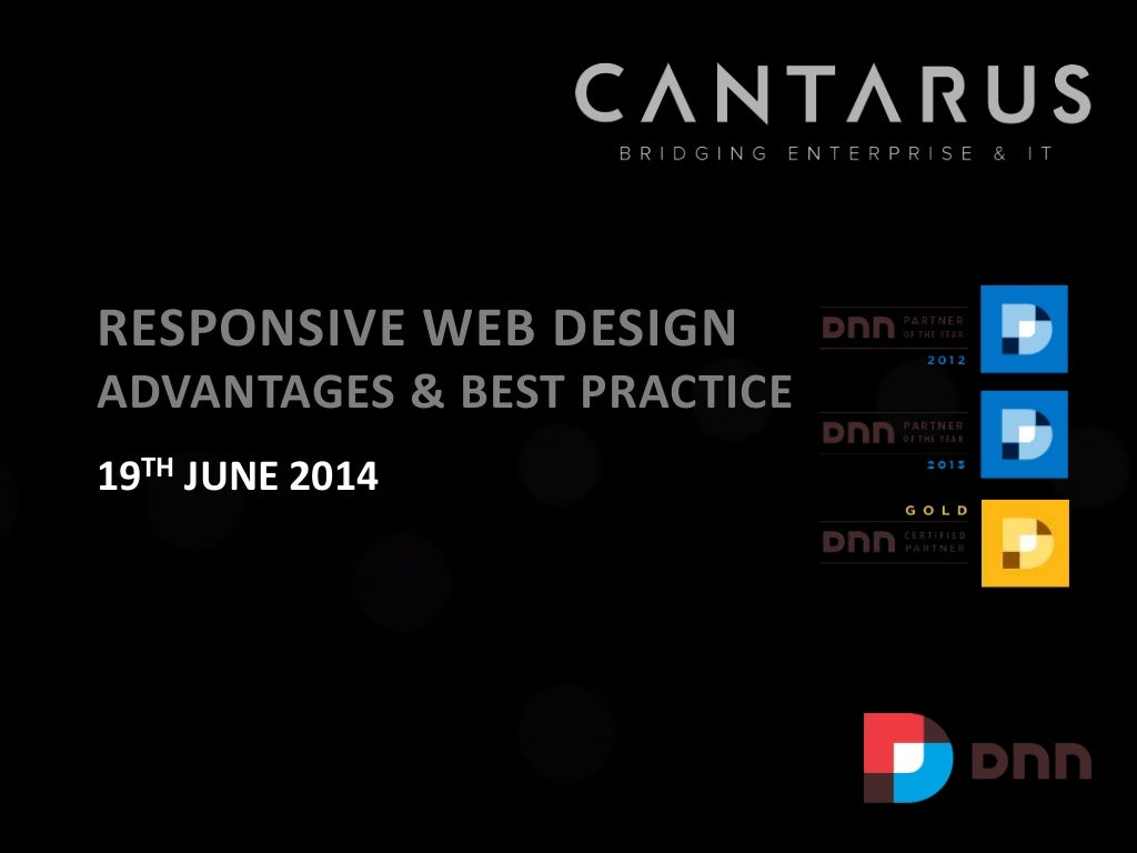Responsive Web Design - Advantages and Best Practice for Sports Direct