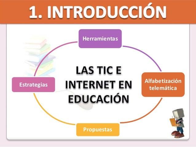 Internet y educación Slide 3
