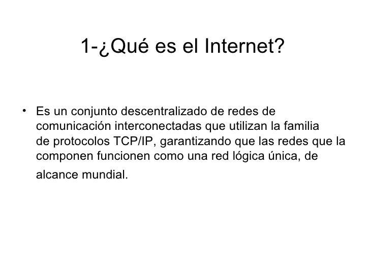 Internet y la web 2 Slide 3