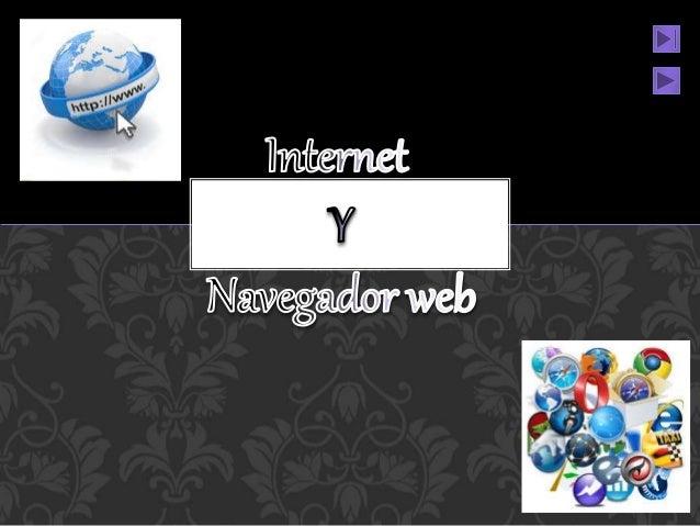 Internet Origen Acceso a internet Impacto social Efectos en el cerebro Navegador web Historia