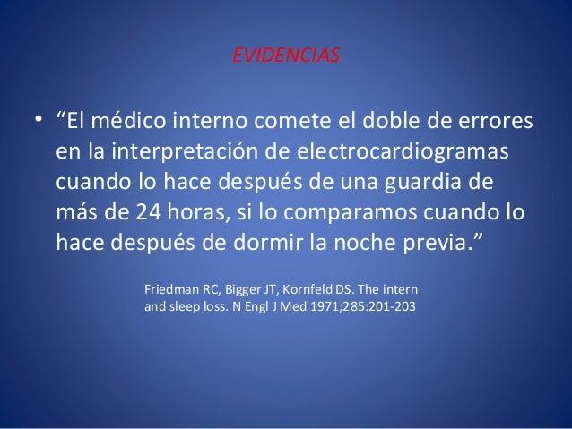 Internado En Medicina Inhumano