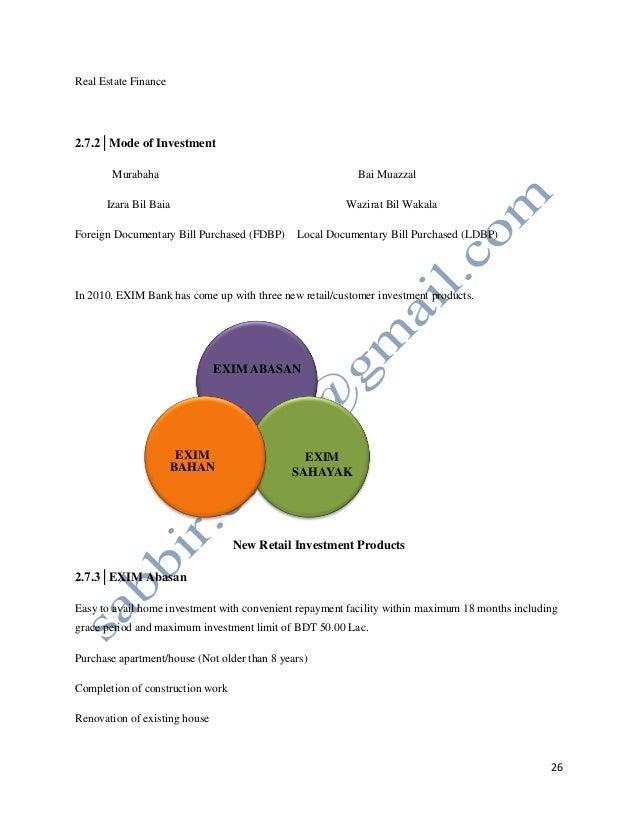 Lac import loan