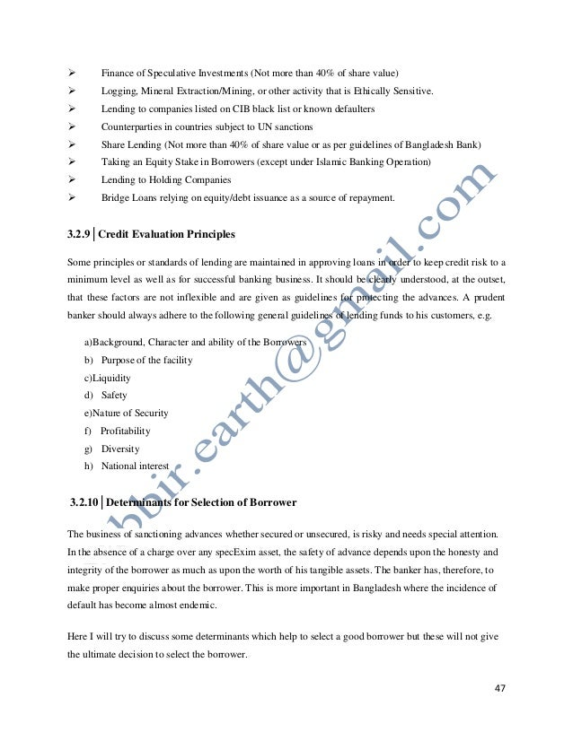 export financing in bangladesh