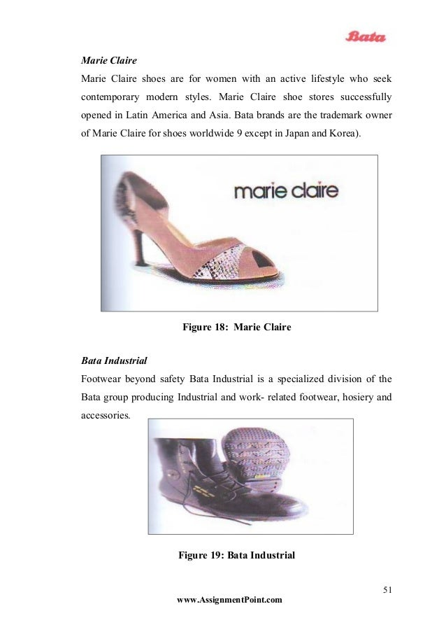 Internship report-on-marketing-mix-of-Bata-shoe-company- Main part. d77b5e1ea1