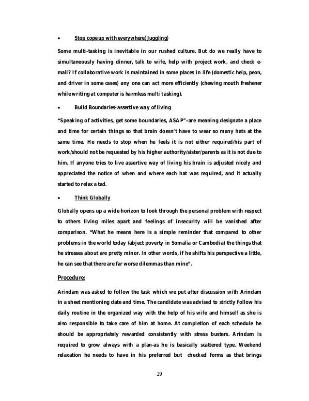 Essay On No Smoking  Essay On Surrealism also Futurism Essay Rehabilitation Psychology Internship File By Dr Rupa Talukdarfinal Philosophy Essay Example