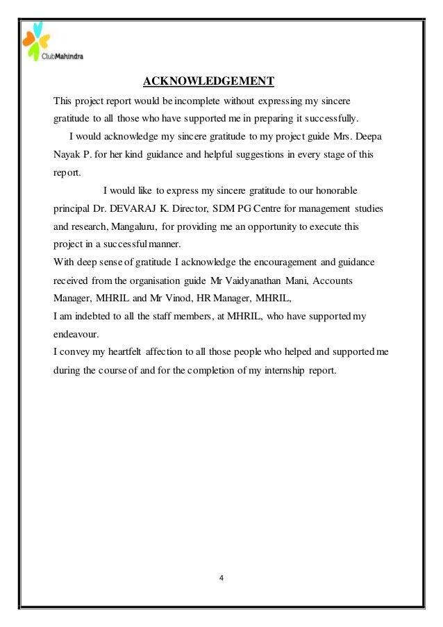 internship report on club mahindra holidays Apply to 3270 latest club-mahindra-holidays jobs across india also check for jobs with similar skills and titles top jobs free alerts shinecom.
