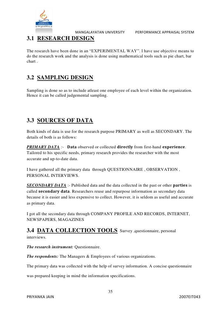 RESEARCH 34PRIYANKA JAIN 2007EIT043 35