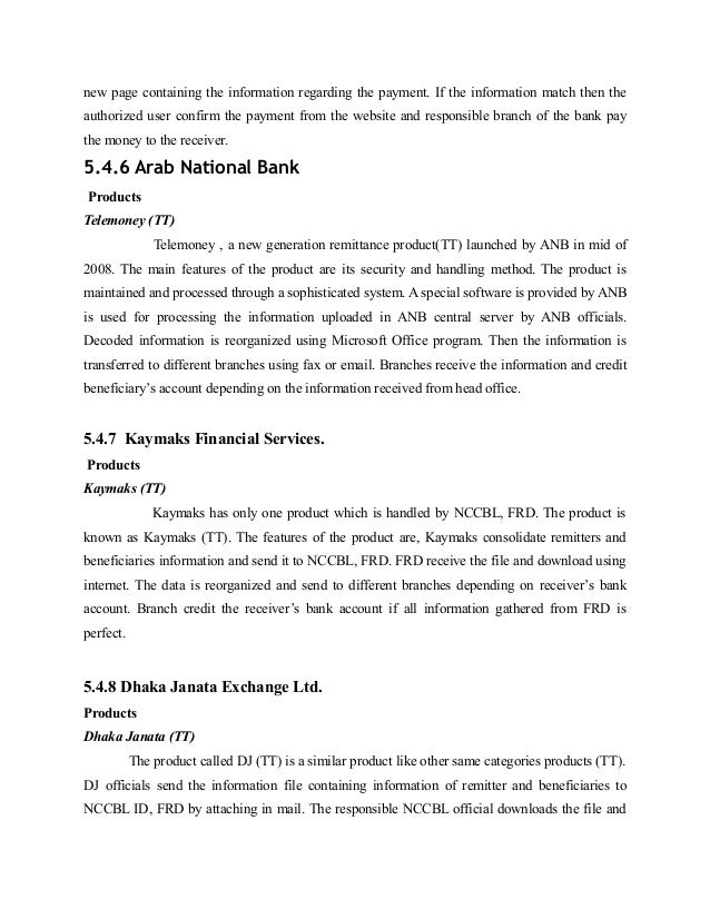 ncc bank ltd internship report Nepal bangladesh bank ltd: nepali bank, nepal remit, banks in nepal, remittance nepal, money transfer to nepal, education loan, send money to nepal.