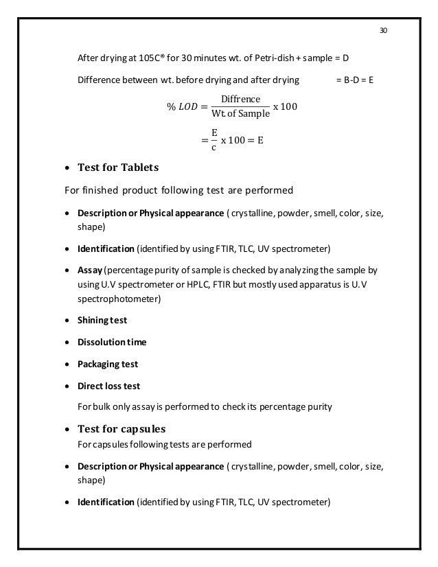 Lovely Internship Report For Pharmaceutical Industry. Sample Internship Report  Template. ...