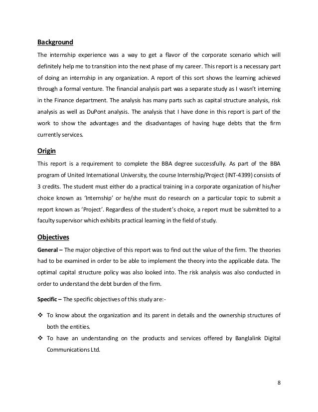 internship report on banglalink telesales Annual report file type file size download annual report 2015 pdf 309 mb download annual report 2014 pdf.