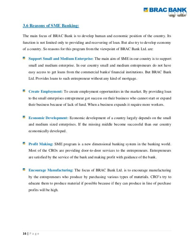 report on brac bank Credit rating report on brac bank limited page 1 of 1 long term short term entity rating a st-2 date of rating june 14, 2006 address: credit rating information.