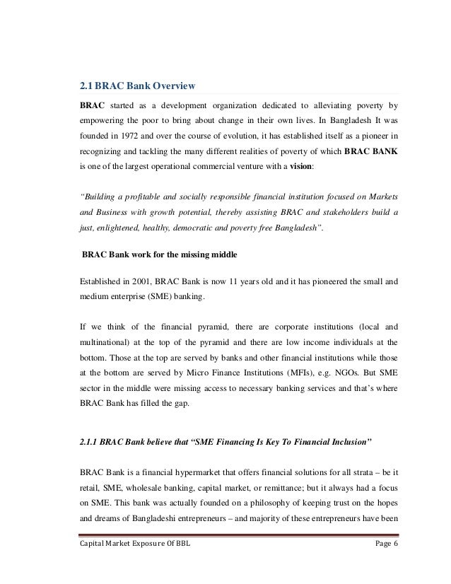 internship report on brac ngo bangladesh Internship supervisor brac business school  banani, dhaka -1213, bangladesh phone: +880 2 8860234, 8823420  more about internship report on ananash travel essay.