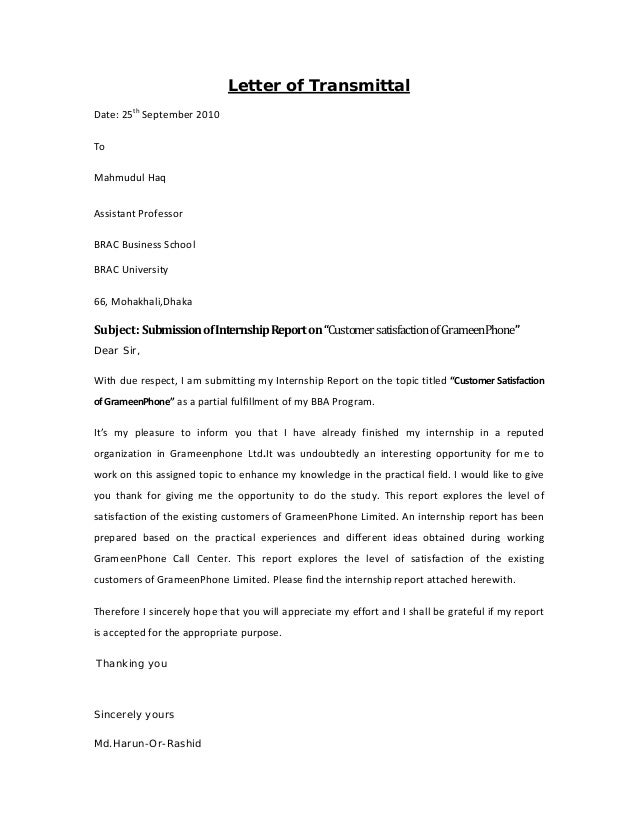 Internship report on customer satisfaction of grameen phone by lectur…